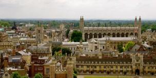 Du học Anh - Nhật ký Cambridge