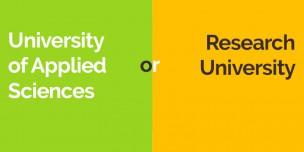 Phân biệt 2 loại hình trường Đại học tại Hà Lan: Đại học Nghiên cứu và Đại học Ứng dụng