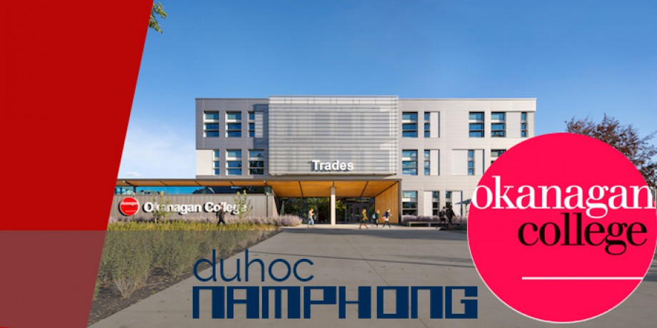 Gặp gỡ đại diện trường Top 10 British Columbia – Okanagan College