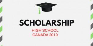 Top 10 học bổng PTTH Canada tháng 9/2019 lên đến 100%