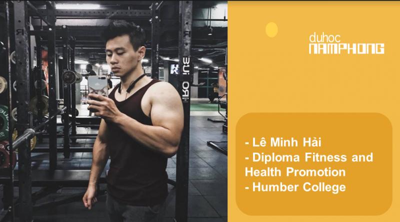 Lê Minh Hải – Chàng hot boy của Đại học Ngoại thương lựa chọn trở thành PT chuyên nghiệp