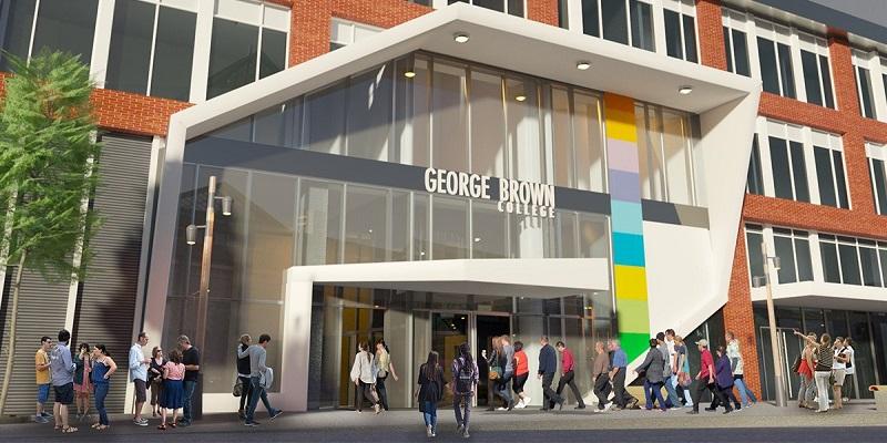 Sự kiện gặp gỡ đại diện trường George Brown College