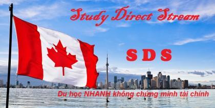 Visa du học Canada – Chương trình SDS song hành cùng chương trình CES