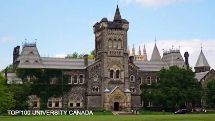 Danh sách top 100 trường Đại học tại Canada