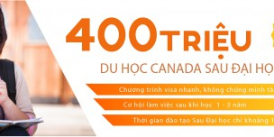 Du học Canada - Sau đại học chỉ với 400 triệu? Cơ hội hấp dẫn nhất thế giới nhờ những ưu đãi từ Chính phủ