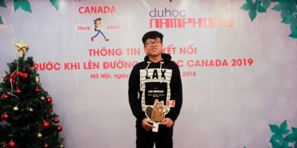 Nguyễn Duy Sơn – Toronto International Academy – Cậu học sinh ưu tú với suất học bổng đầu vào của trường