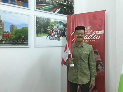 Dương Quốc Hưng – Chàng trai đam mê ngành Công nghệ thông tin quyết tâm theo học tại Georgian College