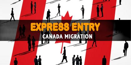 Tin hot định cư Canada 2017 - Chương trình Định cư diện lao động Canada mời các ứng viên với 415 điểm CRS trở lên