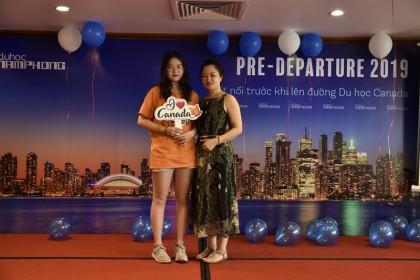 Nguyễn Vũ Hiền Linh - Theo đuổi đam mê tại ngôi trường Humber College
