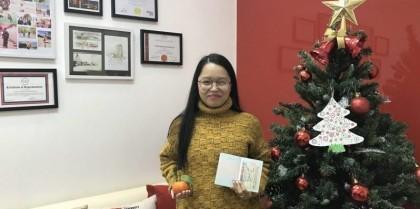 HỒ THỊ KIM PHỤNG – Cô học trò chăm chỉ đến từ cố đô Huế đã xuất sắc trở thành tân sinh viên ngành Business Management tại Langara College