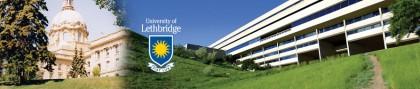 Học bổng Đại học University of Lethbridge lên tới 6.000 $CAD