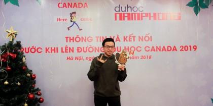 Ngô Quang Anh – Ước mơ trở thành nhà kinh tế giỏi tại Northern Lights College – vùng đất nhiều cơ hội mới