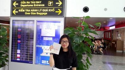 Nguyễn Phương Linh – cô hoa khôi ưu tú của Đại học Luật Hà Nội đạt được học bổng ngành Accounting, York University
