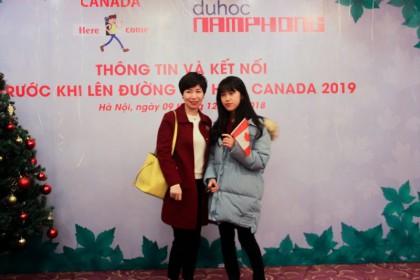 Nguyễn Quỳnh Anh – Calgary Board of Education – Cô bé đáng yêu với ước mơ du học Canada cùng chị gái