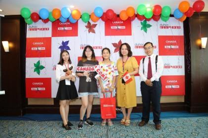 Nguyễn Thái Quỳnh Hương – Đặt nền móng vững chắc cho tương lai tại Colombia International College
