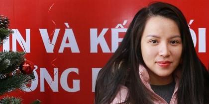 Nguyễn Thu Hoài – Cô sinh viên xinh đẹp đến từ Hà thành nay đã trở thành du học sinh ngành Hospitality tại ngôi trường Fanshawe College nổi tiếng