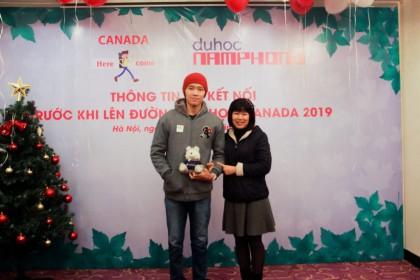 Nguyễn Việt Anh – Tân sinh viên của trường University of New Brunswick – Nơi giấc mơ định cư bắt đầu