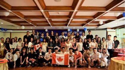 Ngày hội quy tụ du học sinh Canada lớn nhất - Get together 2019 Du học định cự tại các tỉnh bang HOT