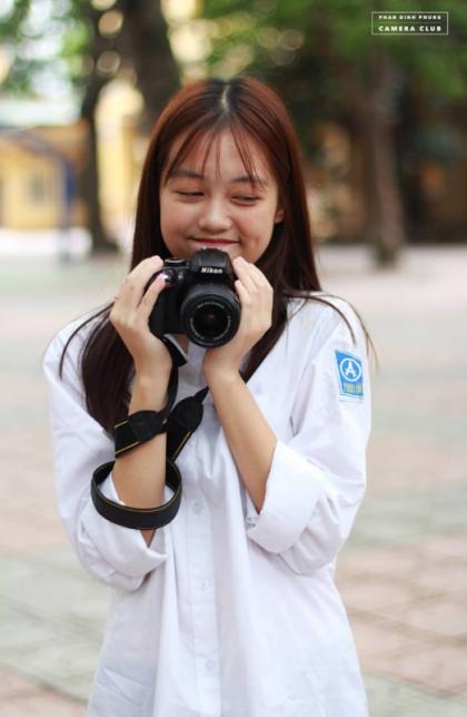 Phạm Minh Châu – Theo học ngành học xu hướng – Fashion Marketing...