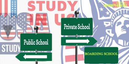 Phân loại các trường Trung học Mỹ