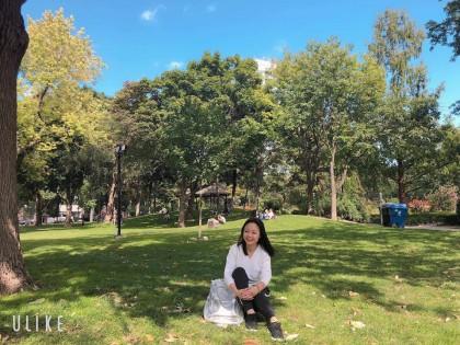 Trần Hoài Thu – Cô gái năng động cùng hành trình đến George Brown College học Quản trị khách sạn đầy nỗ lực
