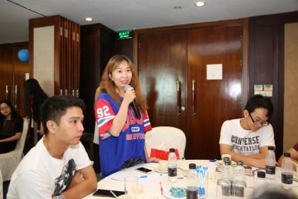 Trần Hoàng Trang – Cô sinh viên năng động theo đuổi mơ ước...