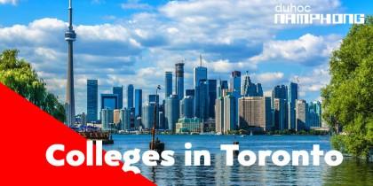 Du học Canada – TOP 5 Trường Cao Đẳng Tại Toronto