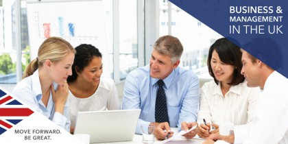 Du học Anh ngành Quản lý kinh doanh (Business Management) – Đầu tư hiệu quả cho tương lai