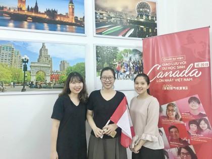 Vũ Hồng Anh – Cô nàng tự lập trở thành tân sinh viên trường Durham College