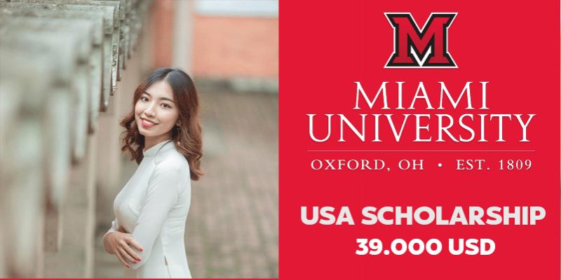 Du học Mỹ - Ngô Quỳnh Anh - Cô sinh viên xuất sắc dành học bổng $39,000/năm tại Miami University