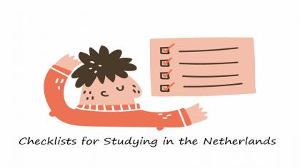 Phần I: Cần chuẩn bị gì khi xin học tại Hà Lan