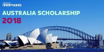 Danh sách học bổng du học Úc 2018