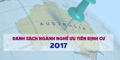 Danh sách các ngành nghề ưu tiên định cư tại Úc