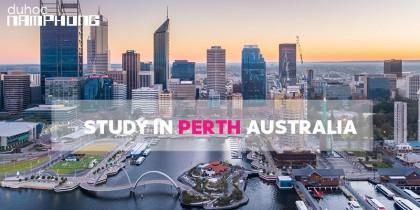 Du học tại Perth – ngôi sao đang lên của Australia