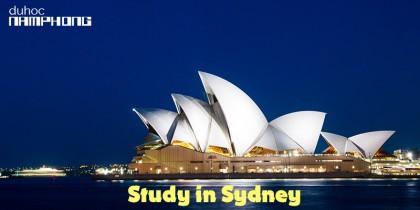 Du học Úc tại thành phố Sydney