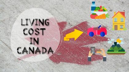 Chi phí sinh hoạt khi du học Canada