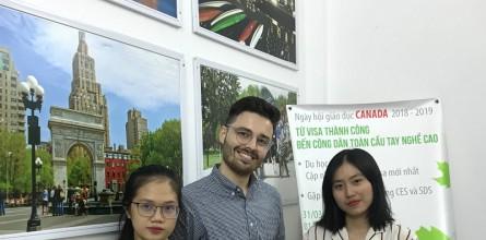 Buổi sự kiện mini tư vấn trực tiếp với trường University of Toronto - Trường Đại học top 1 Canada