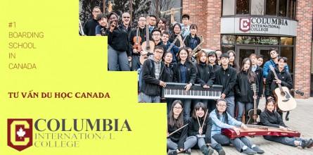 Tư vấn du học Canada trực tiếp tại TP HCM cùng Trường Trung học CIC - Trường Boarding lớn nhất Canada