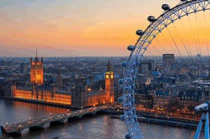 Học tập và làm việc tại London với học phí 413 triệu/2 năm