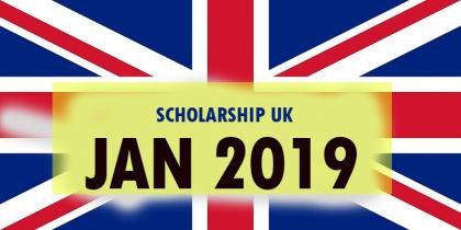 Du học Anh 2019 – Danh sách học bổng Anh kỳ mùa xuân 01/2019