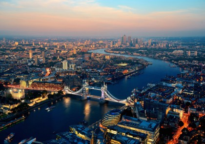 Top 10 điểm đến nổi tiếng tại London
