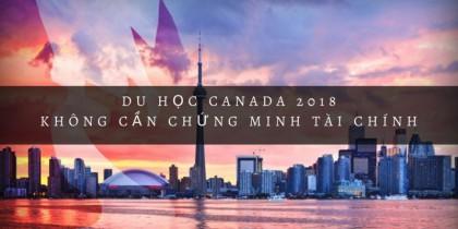 Du học Canada CES 2018 – Chậm là không còn cơ hội
