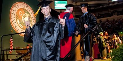 Học thạc sĩ tài chính tại University of South Florida