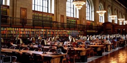 Kinh nghiệm Du học Mỹ: sử dụng thư viện