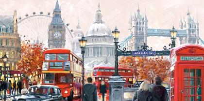 Tại sao lại nên chọn London là thành phố của bạn?