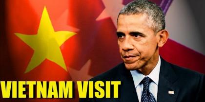 Tổng thống Obama đến Việt Nam – Cơ hội cho visa du học...