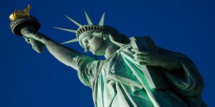 Biểu tượng nước Mỹ – Tượng Nữ thần Tự do