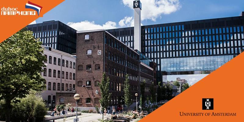 Du học Hà Lan – University of Amsterdams – Học trường đại học nghiên cứu Top đầu thế giới với...