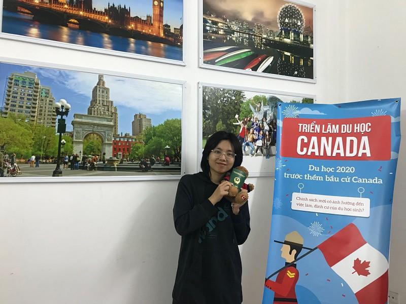 Trần Dương Thùy Linh Cô bé quyết tâm theo đuổi ngành Business Administration tại trường Top 10 Đại học...
