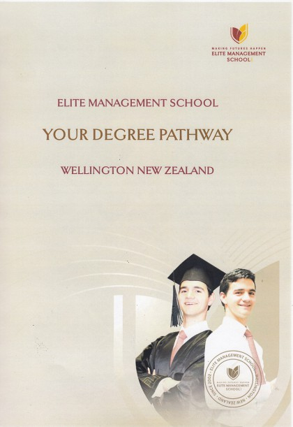 Du học New Zealand – Elite Management School – Chương trình Pathways với...